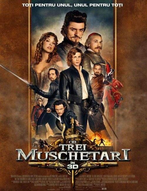 The Three Musketeers (2011) – Toţi pentru unul, unul pentru tonţi!