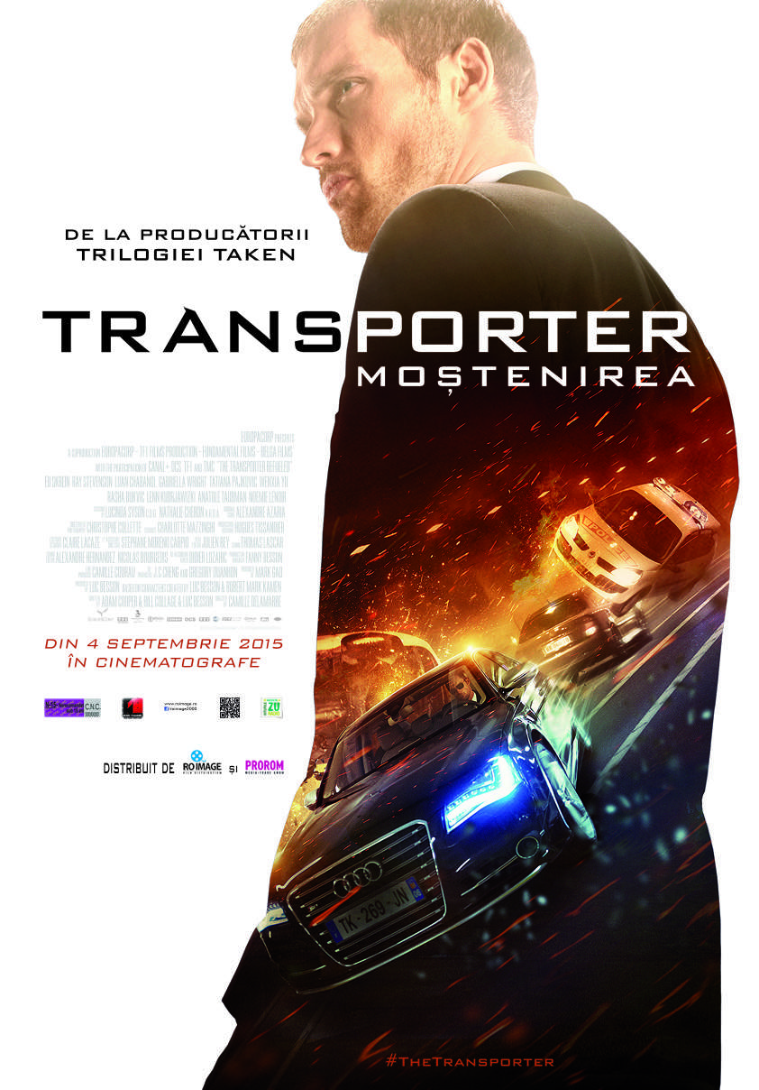 The Transporter Refueled (2015) – Nu plânge, Anna