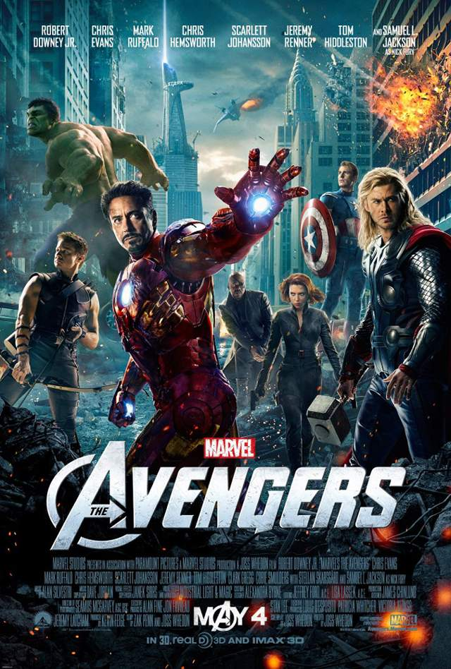The Avengers – Just your average hero movie