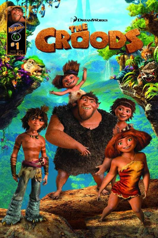 The Croods – Preistoria se repetă