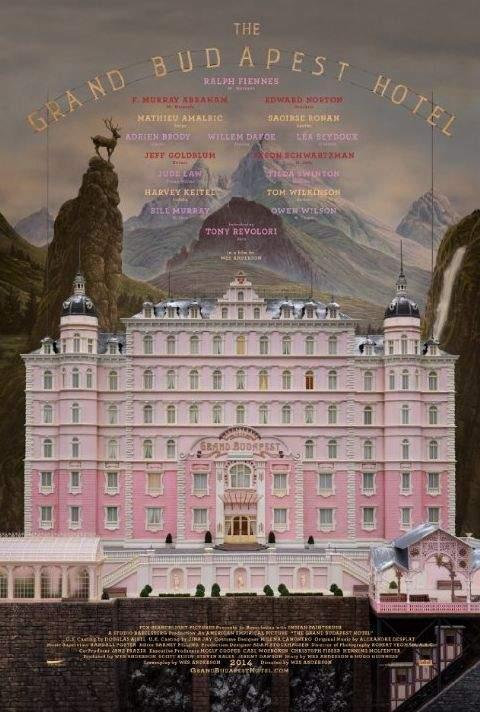 The Grand Budapest Hotel – Străbunica și strălucitul