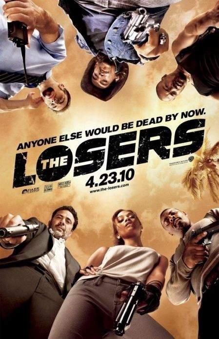 The Losers – Dacă vrei să fluieri pe bune, fă ca mine