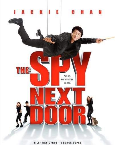 The Spy Next Door – Jackie Chan cântă la altă uşă!