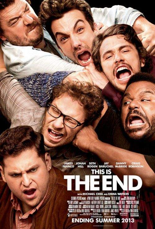 This Is the End (2013) – Să tot fie aşa, cin' s-ar supăra?
