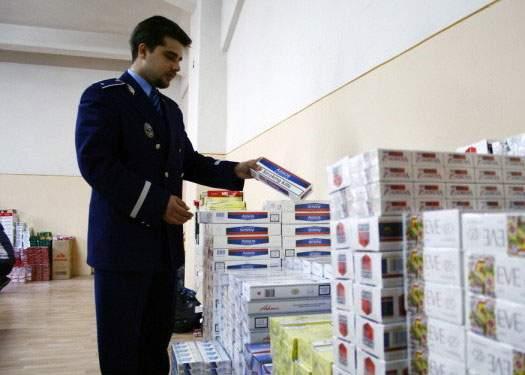 OPC avertizează că țigările cumpărate de la contrabandiști sunt cancerigene