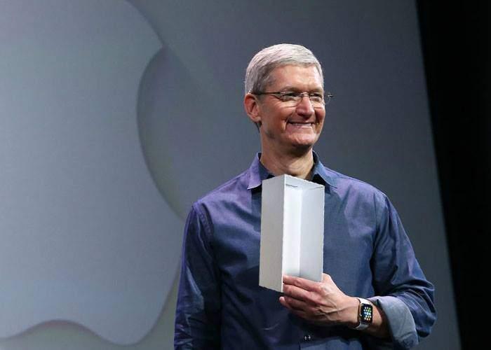 Pentru că are nevoie de bani pentru o amendă, Apple va livra în Europa doar cutia de iPhone 7