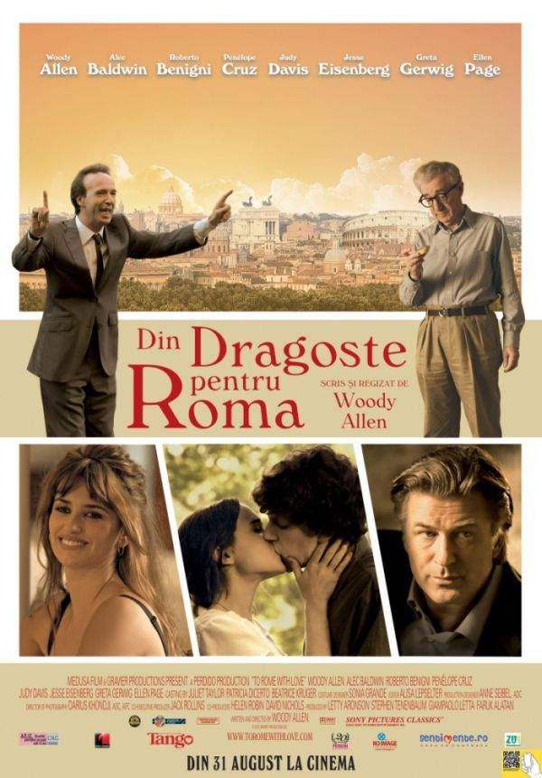 To Rome with Love – Poveşti blocate în trafic