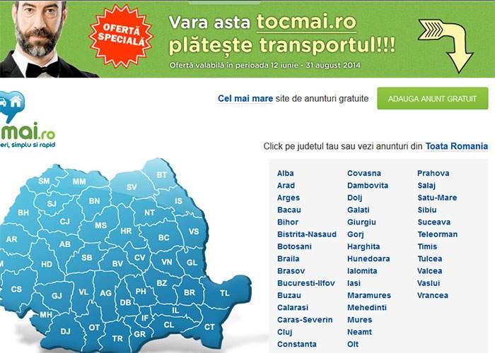 De când transportul e gratis, românii au început să-şi mute mobila fără bani prin Tocmai.ro