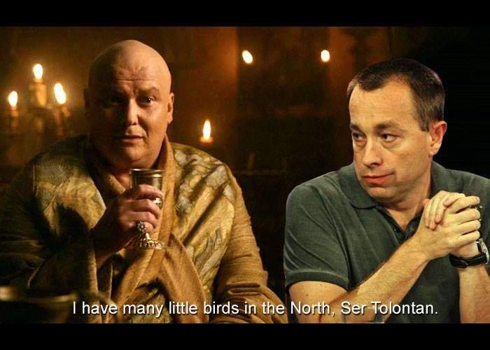 N-are mamă, n-are tată! Tolo publică o anchetă GSP cu toate spoilerele din sezonul 6 Game of Thrones