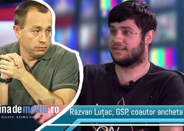 După 5 ani de insistențe, Tolo i-a îngăduit lui Răzvan Luțac să vină cu gagici la birou