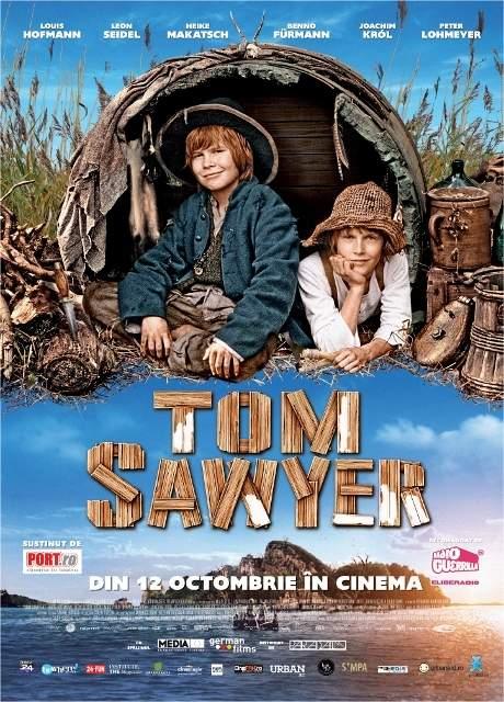Tom Sawyer (2011) – Pe Mississippi-n jos, trece-un film anost