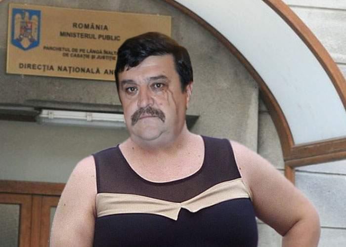 Acuzat că a luat şpagă rochii de damă, Toni Greblă a ieşit cu rimelul întins din sediul DNA