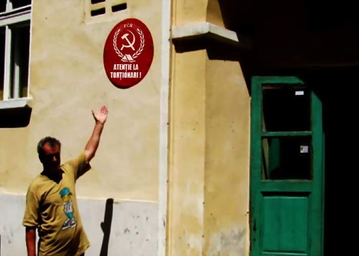 Iniţiativă civică: Blocurile în care locuiesc torţionari vor fi semnalate cu bulină