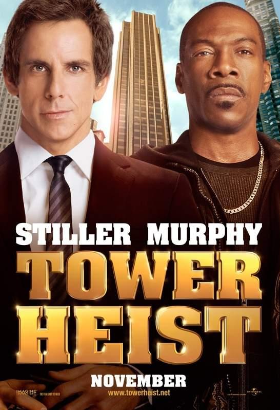 Tower Heist – Jaful e cam jaf, dar hoţii sunt de treabă!