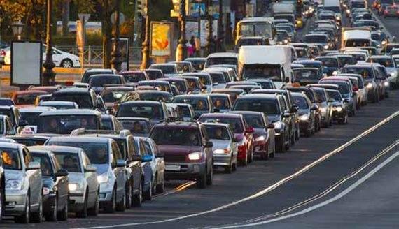Descoperă România. Zece lucruri despre blocajele din trafic din București