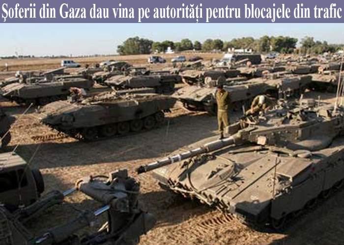 Autorităţile palestiniene, luate din nou prin surprindere de bombardamentele de iarnă