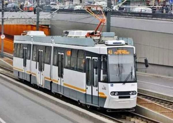 Inedit! Tramvaiul 41 va circula doar prin pasajul Lujerului, în sistem pendulă