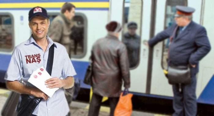 Concurenţă! Pe trenurile CFR au apărut naşii privaţi, care cer mai puţină şpagă şi sunt mai amabili