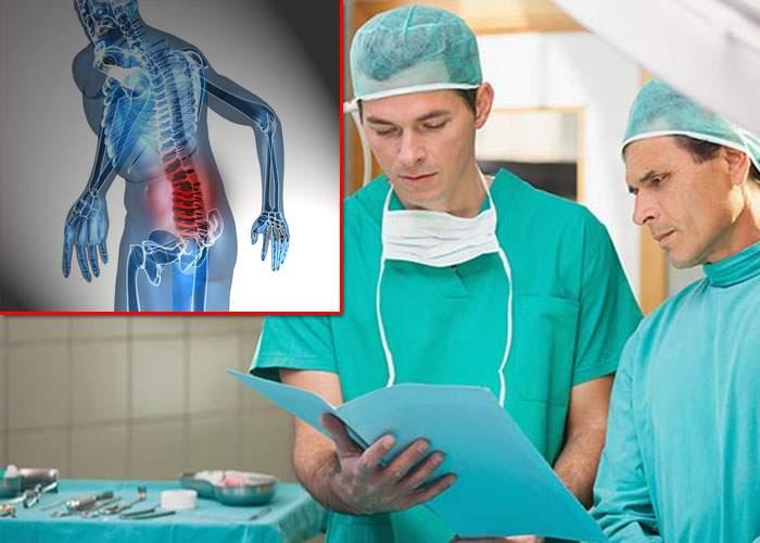 Omul care a învins curentul! Un chirurg român a efectuat astăzi primul transplant de şale