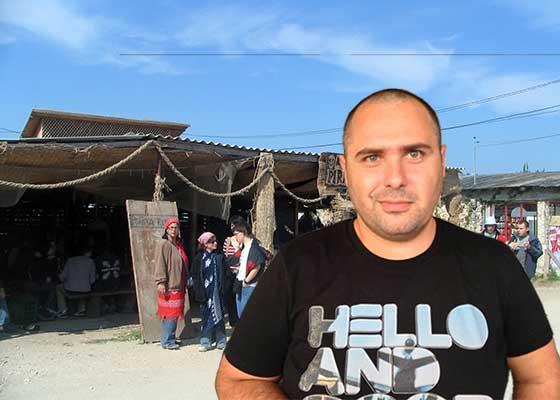 """Singurul român treaz din Vama Veche, hărţuit de poliţie: """"Ce cauţi, mă, aici?"""""""