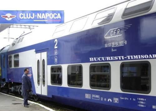 Sondaj: 80% din pasagerii CFR consideră că trenurile se îndreaptă într-o direcţie greşită