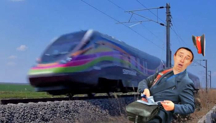 10 detalii SF despre noul tren privat lansat pe ruta Bucureşti-Constanţa