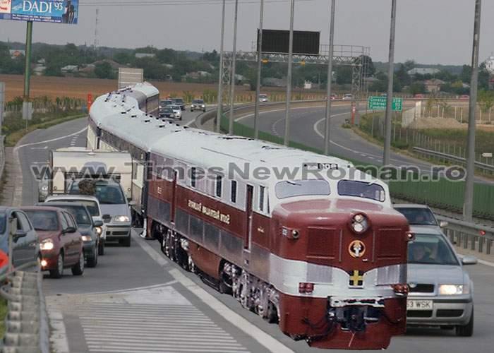 CFR ar putea concedia sute de trenuri, care vor ajunge pe drumuri