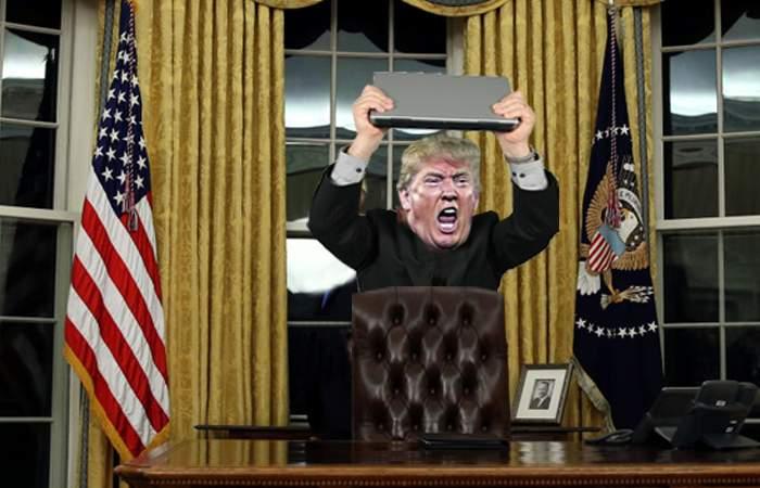 Alegeri anticipate în SUA, după ce Twitter a căzut și Donald Trump nu-și mai poate exercita atribuțiile de președinte