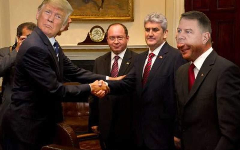 Foto exclusiv! Gabriel Oprea confirmă vizita lui Iohannis la Casa Albă