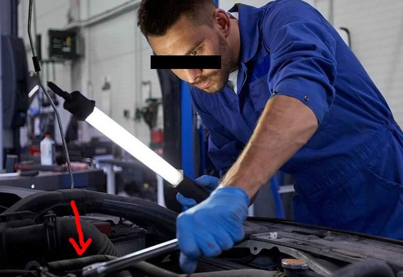 Service auto închis de 2 zile, după ce un mecanic a pierdut tubulara de 13