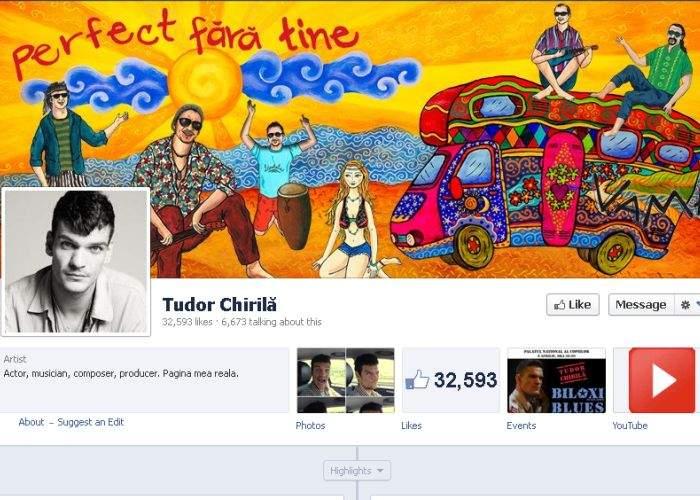 Adolescentă ameninţată cu moartea pentru că nu a lăcrimat la ce a scris Tudor Chirilă pe Facebook