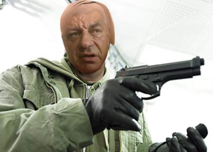 Premierul Tudose, nou atac la adresa băncilor! De data asta a intrat direct înarmat şi cu un ciorap pe cap