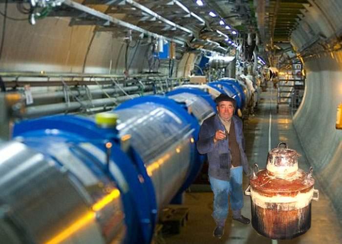 Descoperire epocală a fizicienilor români de la CERN! Au reuşit să facă ţuică din antimaterie