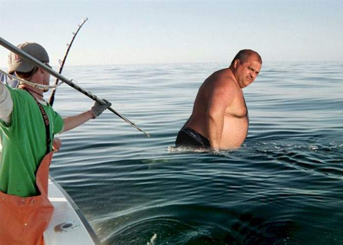 Haos în Thassos! Un pescar grec a înţepat cu harponul un turist român, crezând că e o morsă