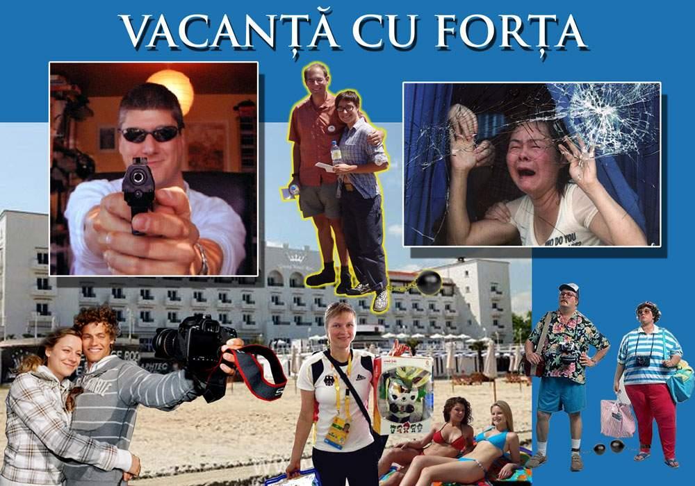 Mii de turişti români sunt sechestraţi în hotelurile de pe litoral