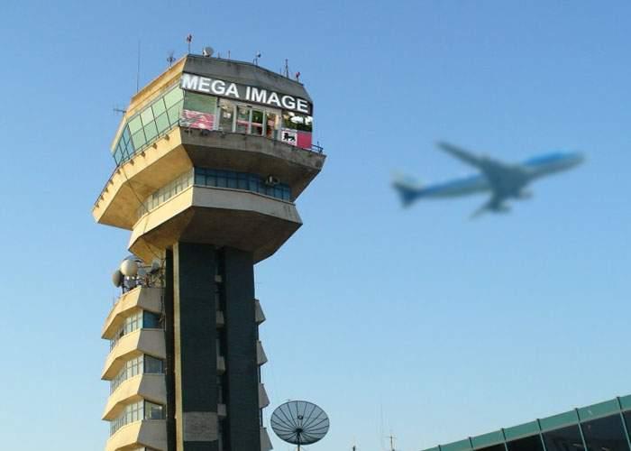 Sute de zboruri anulate după ce un Mega Image s-a deschis în locul turnului de control Otopeni