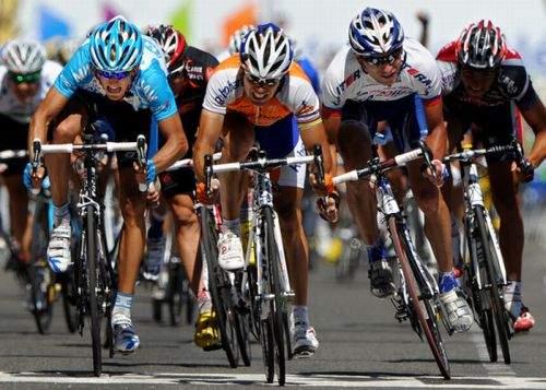 Nou record în turul ciclist al Liechtensteinului: 16,3 secunde