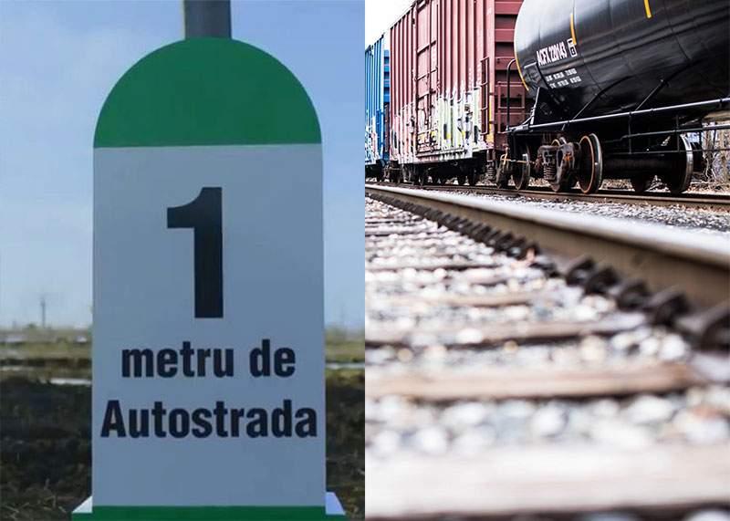 În Moldova s-a construit primul metru de autostradă, dar s-a furat ultimul de şină