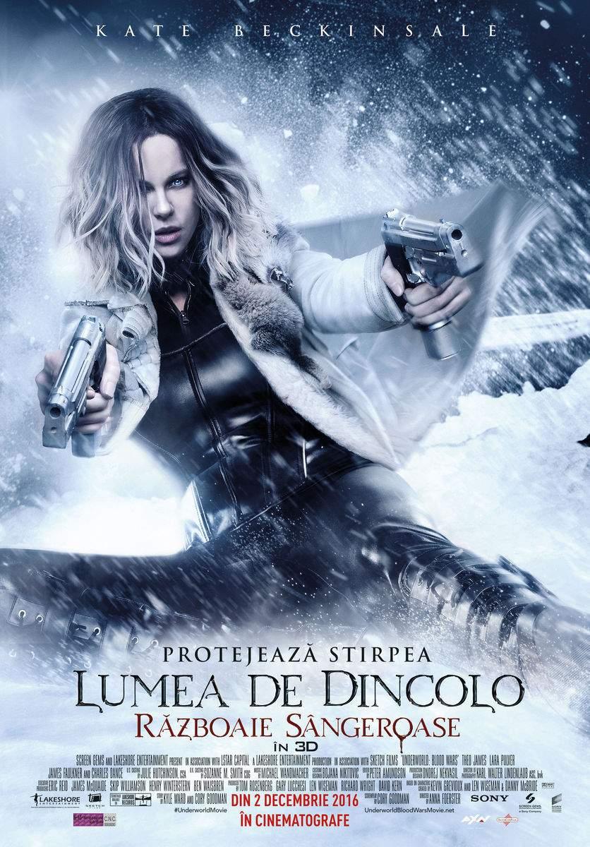 Underworld: Blood Wars 3D (2016) – Hemoragie de (amuzante) neghiobii