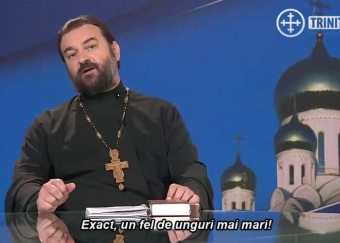 Ca să crească prezenţa la referendum, Biserica le spune românilor că homosexualii sunt un fel de unguri