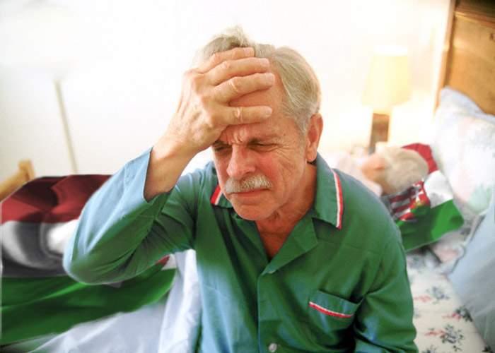 Un bărbat a fost diagnosticat cu Alzheimer unguresc: știe c-a fost primul undeva, dar habar n-are unde