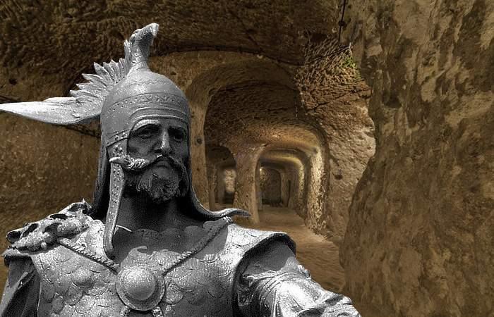 Tunelurile dacice există, dar, ca toate lucrurile mișto din Transilvania, au fost construite de unguri