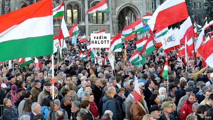 De fericire că a murit Vadim, ungurii au lăsat să treacă granița peste 100.000 de refugiați sirieni