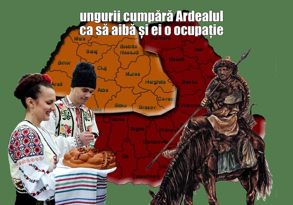 România ar putea vinde Ungariei Ardealul, pentru a acoperi deficitul bugetar