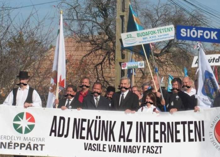 Taxa pe internet i-a înrăit pe unguri! Pe lângă Ardeal, vor să ne fure şi parola de la wireless
