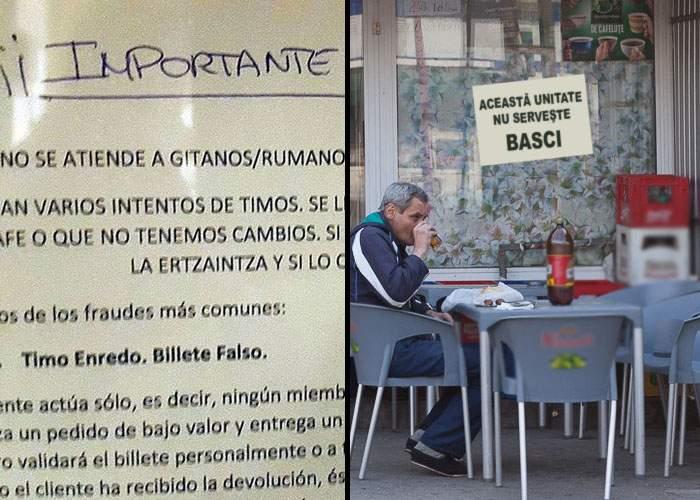 Replică dură pentru McDonalds-ul din Ţara Bascilor care nu serveşte români! Micăria de la Obor nu va mai servi basci