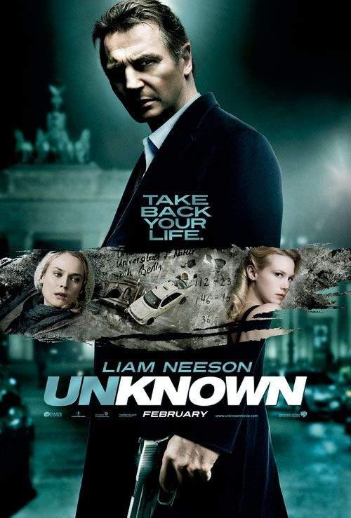 Unknown – cel mai potrivit titlu pentru un film fără personalitate