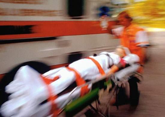 O femeie a ajuns de urgență la spital după ce și-a dat seama că lucrează acolo și a întârziat