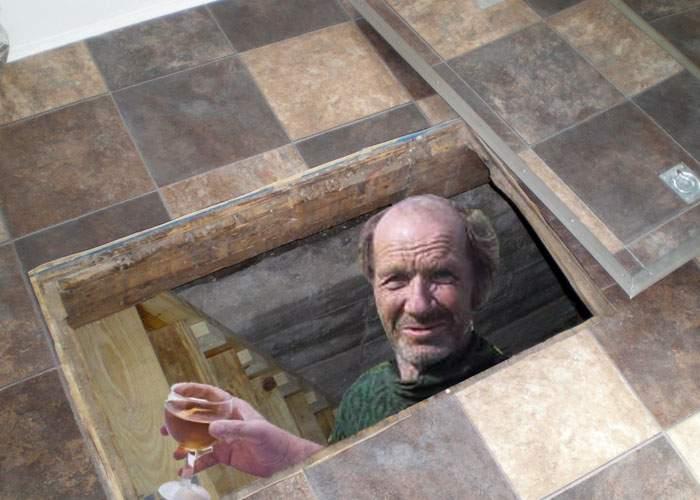 Bucurie în Vrancea! Unui gospodar i s-a inundat crama şi acum are 174.000 de litri de şpriţ