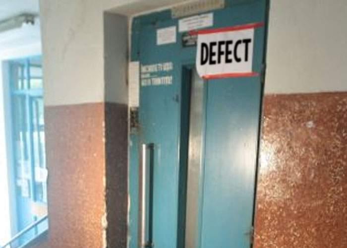 Acuzată că a rupt un lift, Viorica de la Clejani se apără: Eu nu am încăput niciodată într-un lift